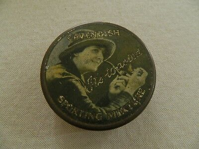Old   Cavendish  Toasted Tobacco  Mixture Tin