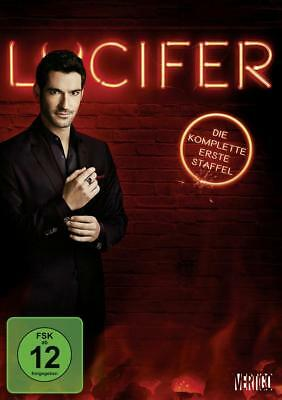 Lucifer - Die komplette 1. Staffel  [3 DVDs] (2017)