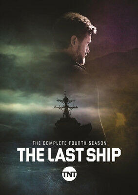 The Last Ship: The Complete Fourth Season DVD (2018) Eric Dane ***NEW***