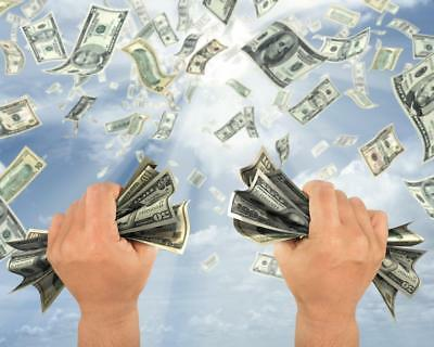 MAKE MONEY FROM HOME Turn $5 into $750 over & over again
