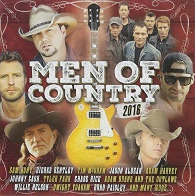 NEW 2CD ~ Men Of Country Hits By Willie Nelson,Vince Gill,Lonestar,Charlie Rich+