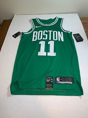 Nike Mens Kyrie Irving Boston Celtics Icon Edition Authentic NBA Jersey  Size 40 76861a9f5