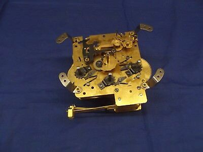 Franz Hermle 341-020 Clock Movement (non-working) #98 steampunk