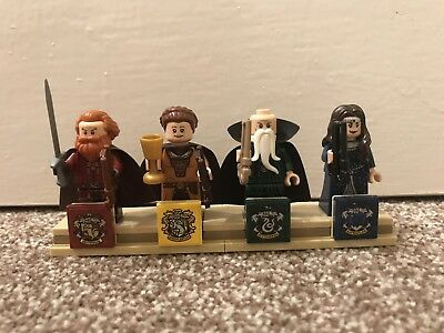 New Lego Godric Gryffindor From Set 71043 Harry Potter Hp159