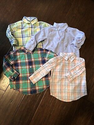 Lot Of Infant/baby Boy Clothes - Janie & Jack