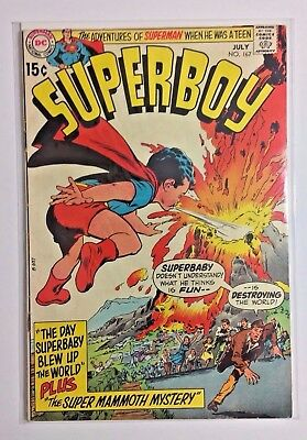 Superboy #167 (Jul 1970, DC)