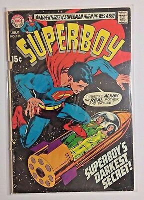 Superboy #158 (Jul 1969, DC)