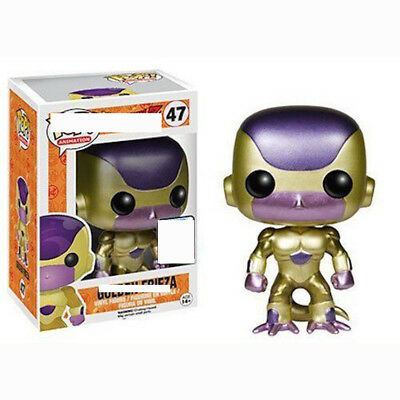 Funko Pop DragonBall Z GOLDEN FRIEZA #47 SDCC 2015 Exclusive Vinyl Figure In Box