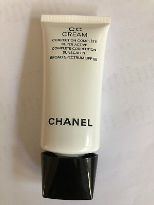 c26684baf50fa CHANEL CC CREAM Super Active Complete Correction Sunscreen Spf 50 ...