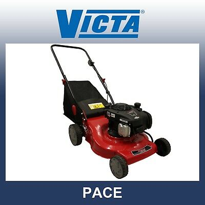 """Victa Pace Lawn Mower, 18"""" Cut, Briggs 125cc  450e engine, 18"""" cut - ACT ONLY"""