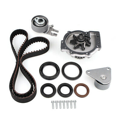 Timing Belt Kit Water Pump for 01-13 Volvo S40 C70 XC70 XC90 V70 2.3L 2.4L 2.5L