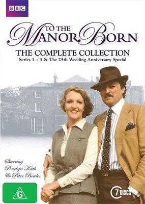To The Manor Born - The Complete Collection, DVD