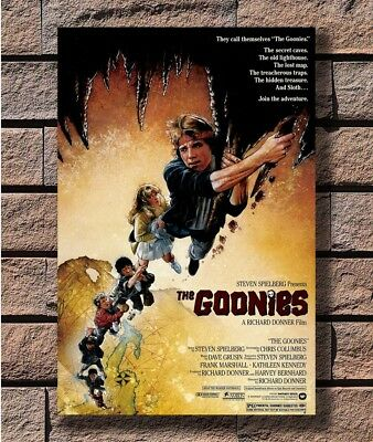 THE GOONIES Movie POSTER Classic 80's Star Wars Marvel Comics.jpeg Poster E-1095