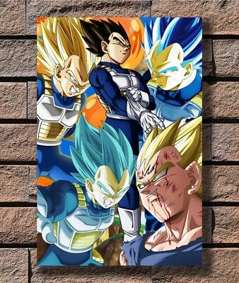 Guko Super Broly Movie Hot Japan Anime Poster 36 27x40 C-305 Dragon