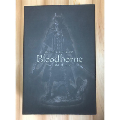 GECCO Bloodborne The Old Hunters 1:6 Scale Statue F/S JAPAN w/Tracking NEW