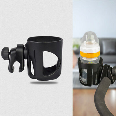 Bottle Drink Water Coffee Universal Stroller Cup Holder Bike Bag Baby Pram e6