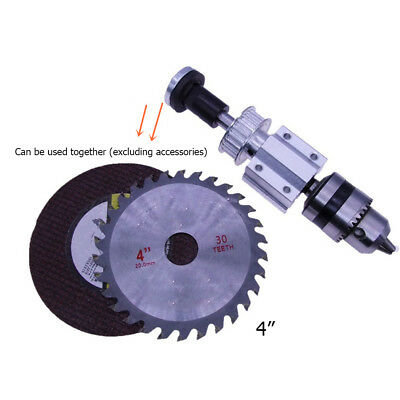 Table Saw Bench Drill Electric Drill No Power Spindle Assembly DIY TOOL C1T8
