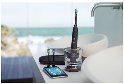 Philips SONICARE DiamondClean Smart 9300 Bluetooth Toothbrush- HX9903/11. --NEW