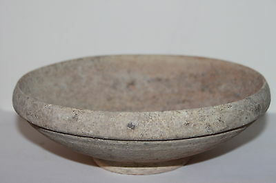 QUALITY ANCIENT ROMAN POTTERY BOWL 1st CENTURY BC/AD