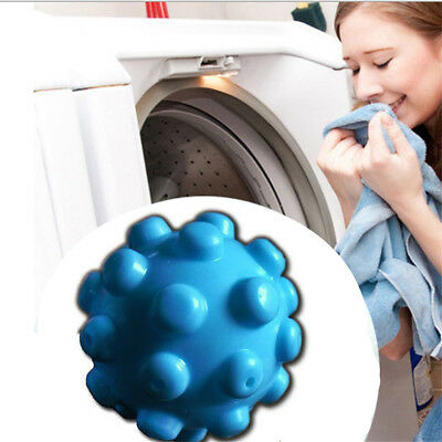 Amazing Wrinkle Remover Laundry Ball Laundry Dryer Fabric Softening Ball new SH