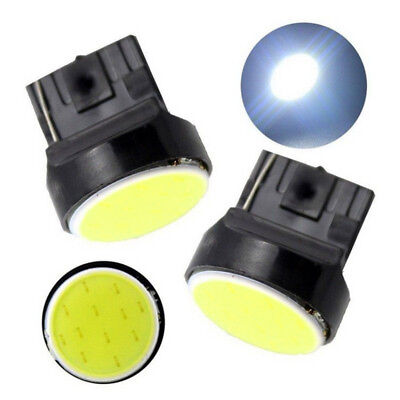 4x T20 SMD COB 7440 7443 led W21W Car stop Reverse light Rear Front signal JIL