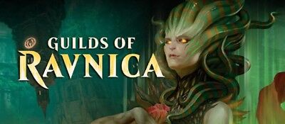MTG magic 4x Choose your UNCOMMUN (M/NM) Guilds of Ravnica