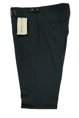 Burberry Navy cotton trousers size 50 RRP250 RTJ