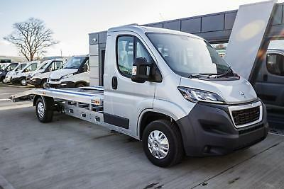2019 Peugeot Boxer Car Transporter Recovery Truck Body AL-KO Chassis