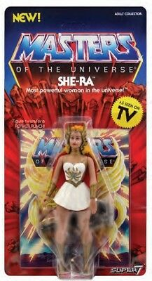 She-Ra Vintage Collection Masters of the Universe Retro Action Figur Super7