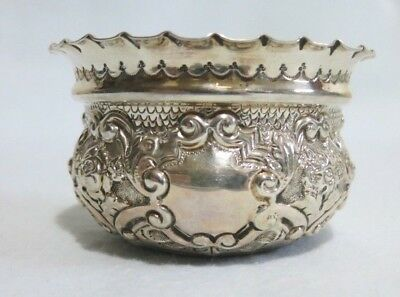 British Sterling Silver 47.8g Bowl/ Bon Bon dish.  In excellent condition.