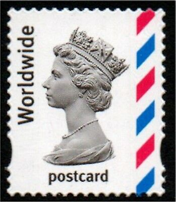 SG 2357a 2004 Worldwide Postcard NVI Multicoloured MNH Stamp