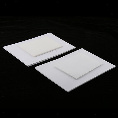 20 Pcs Glossy Photo Paper Resin Coated A4 5R for Inkjet Printer Photographic