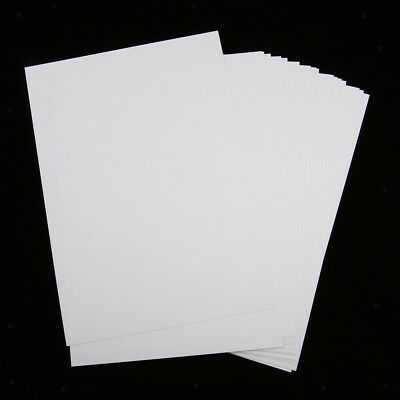 20 Pcs Matte Photo Paper Resin Coated A4 5R for Inkjet Printer Photographic