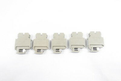 5x Phoenix Contact SSK 116 Feed-through Terminal Block
