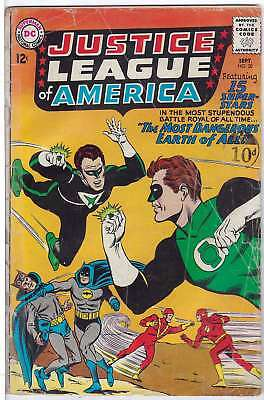 Justice League of America (Vol 1) #  30 Good (G)  RS003 DC Comics SILVER AGE