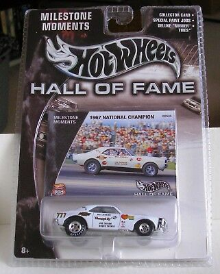 HOT WHEELS - HALL OF FAME - LOT OF 4 - PETTY x 2  - GRUMPY'S TOY - MINI COOPER