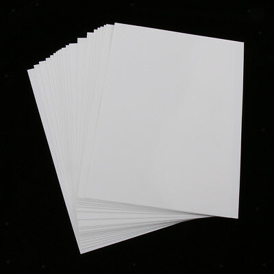 20 Pcs Glossy Photo Paper Resin Coated 5R for Inkjet Printer Photographic