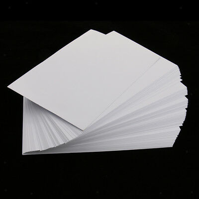 100 Pcs Glossy Photo Paper 4R for Inkjet Printer Photographic 153x102mm