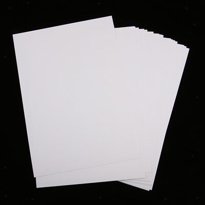 20 Pcs Matte Photo Paper Resin Coated A4 for Inkjet Printer Photographic