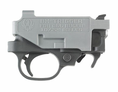 Ruger BX-Trigger for Ruger 10/22 and 22 Charger 2.5-3.0 Pound Pull - 90462