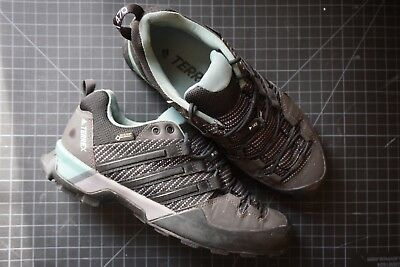 buy popular ef49b 33344 Adidas Terrex Scope Gtx Approach Shoes Women Size 6.5, Eur 38, Uk 5  Waterproof
