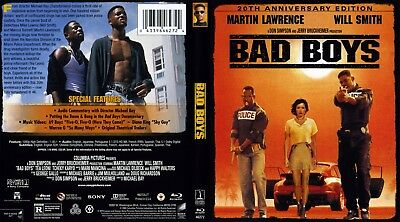 Bad Boys (Blu-ray Disc) 20Th Anniversary
