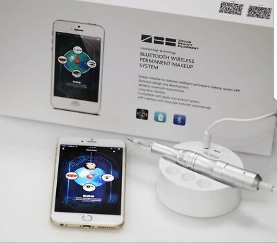 New Wireless Bluetooth Permanent Makeup Machine With App Feature