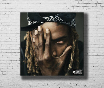 FETTY WAP 24x36 poster TRAP QUEEN RGF ISLAND REMY BOY PATERSON NEW JERSEY 1738!