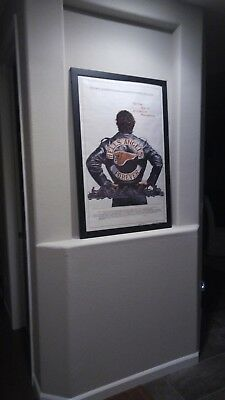 Hells Angels Forever Movie Poster 24x36in