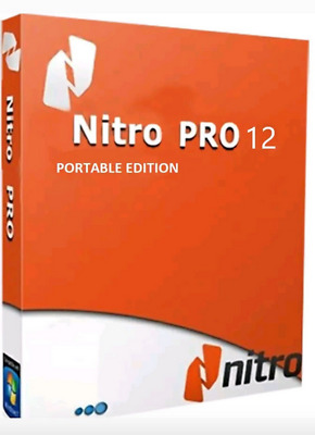 Nitro Pro 12 PDF Editor ✔️ 2018 Full Version ✔️Activation Key (Fast Delivery)