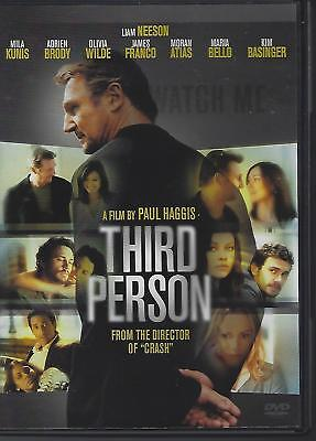 Third Person (DVD, 2014, Canadian)