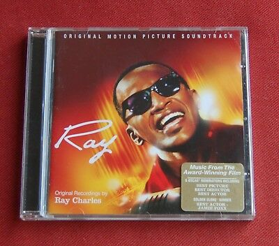 Ray - OST Motion Picture Soundtrack CD - Original Recordings by Ray Charles