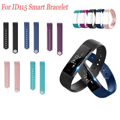 Replacement Strap Spare Band For Veryfit Id115 Fitness Tracker Sleep Monitor SH