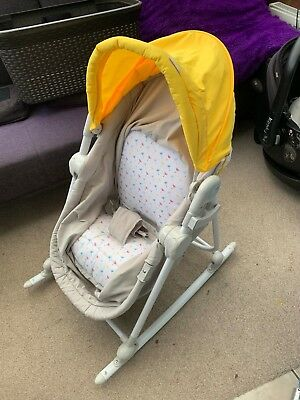 Kinderkraft Unimo 5 in 1 cradle, seat and bouncer - Great condition!